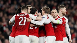 Daftar 8 Klub yang Lolos ke Perempat Final Liga Europa