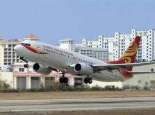 Parah! Industri Penerbangan China Rugi 68 T Dalam 3 Bulan