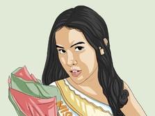 Maudy Ayunda, Duta Segambreng Produk
