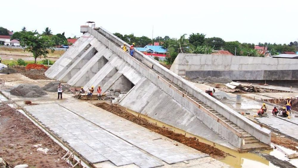 Monumen Kapsul Waktu, Penyimpan Cita-cita Anak Indonesia