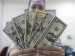 Investor Alihkan Dana ke Eropa, Dolar AS Tertekan