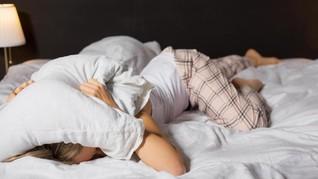 Survei: 4 Hal Utama yang Buat Orang Susah Tidur