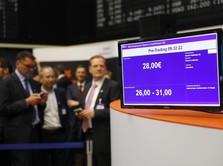Ikuti Tren Asia, Bursa Eropa Kompak Menghijau di Pembukaan