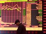 Kebakaran! Wall Street Ambrol, Bursa Asia Ikutan Merosot