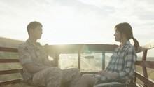 'Descendants of the Sun', Cinta Awal Song Hye Kyo-Joong Ki
