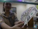 Fed Rate Naik, Rupiah Menguat 0,25%