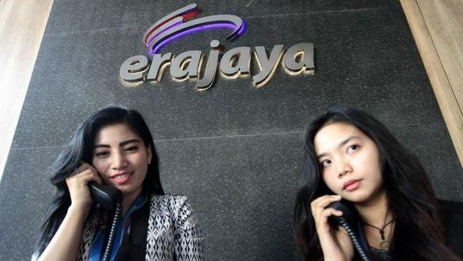 ERAA Penjualan Ponsel Jeblok, Laba Erajaya Ambles 65% di 2019