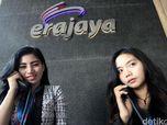 Ponsel Ilegal Bakal Dilarang, Saham Erajaya Melesat 11%