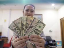 Rupiah Tak Mampu Menguat Saat Dolar AS Lesu, Ada Apa?