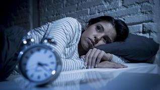 Masalah Uang dan Kurang Piknik Bikin Susah Tidur