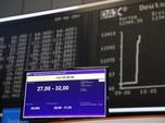 Bursa Eropa Dibuka Terkoreksi, Ada Risiko Politik dan Ekonomi