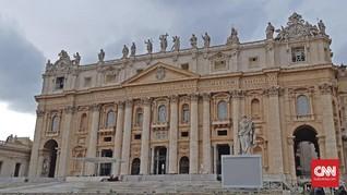 Kardinal Gereja Akui Arsip soal Pastor Paedofil Dihancurkan