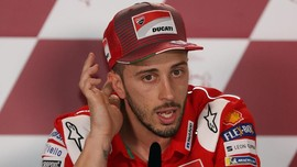 Dovizioso Ingin Sempurna di Perlombaan MotoGP Qatar