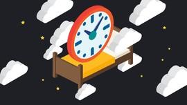 INFOGRAFIS: Durasi Tidur yang Dibutuhkan Sesuai Usia