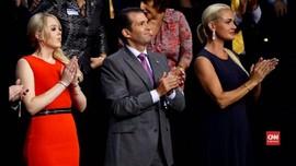 VIDEO: 12 Tahun Menikah, Putra Donald Trump Diceraikan Istri