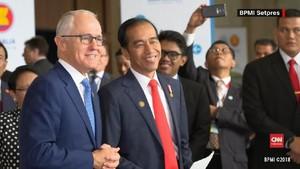 Penantian Jokowi Soal Australia Masuk ASEAN Dinilai Basa-basi
