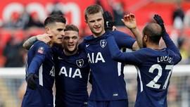 Tottenham Hotspur Lolos ke Semifinal Piala FA