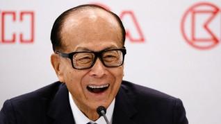 Taipan Hong Kong Li Ka Shing Undur Diri dari CK Hutchison
