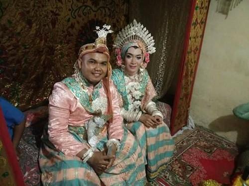 Kisah Haru Pria di Makassar, Istri Meninggal 5 Hari Setelah Menikah