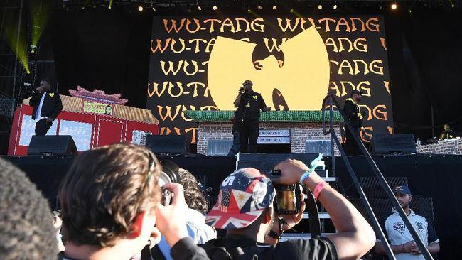 Wu-Tang Clan Rayakan Ulang Tahun Album Perdana