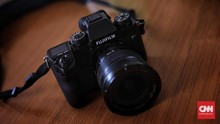 Fujifilm X-H1, Mirrorless Rangkap Kamera Video 4K