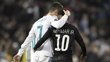Zinedine Zidane: Neymar Cocok Dengan Trio BBC