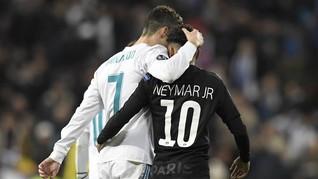 Luka Modric Tunggu Neymar di Madrid