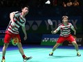 Kevin/Marcus Lolos ke Final All England 2018