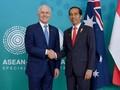 Jokowi-Turnbull Bahas Kerja Sama Ekonomi Indonesia-Australia