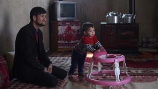 Bayi Donald Trump Membuat Heboh Afghanistan