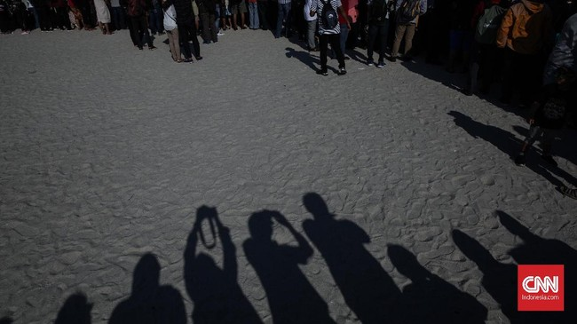 Dengan diselenggarakannya festival itu, diharapkan keberagaman budaya dapat lebih diperkenalkan kepada masyarakat. (CNN Indonesia/ Hesti Rika)