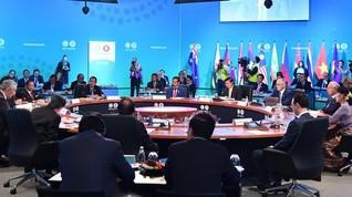 Jokowi Nilai Perlu Ada Cara Lunak Hadapi Ancaman Terorisme
