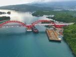 Lahan Bermasalah, Jokowi Tak Bisa Resmikan Jembatan Holtekamp