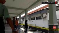 VIDEO: Atap Ruang Syaraf RSAL Surabaya Ambruk, Delapan Cedera