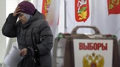 FOTO: Rakyat Negara Beruang Merah Mencari Sosok Presiden
