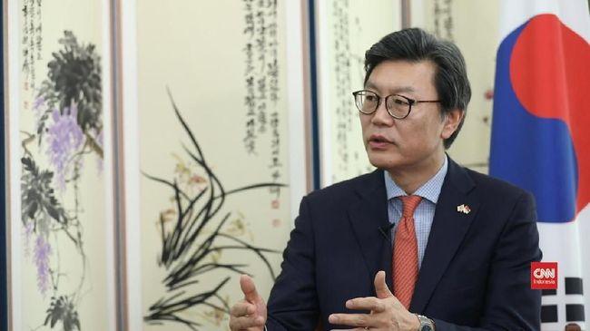 Korsel Ingin AS-China Dukung Traktat Damai Perang Korea