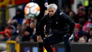 Mourinho: Manusia Berotak Paham MU di Masa Transisi