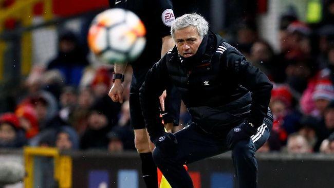 Mourinho Tak Pilih Pemain Man United Berdasarkan Tampang