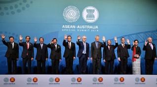 Tiga Agenda Utama  KTT Istimewa ASEAN-Australia