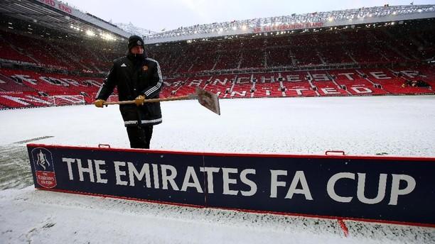 Foto: Setan Merah Jaga Asa Juara di Piala FA