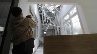 TNI AL Investigasi Penyebab Ambruknya Atap RSAL Surabaya