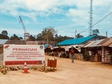 Sah! Jokowi Teken Percepatan Pembangunan 3 Perbatasan Negara