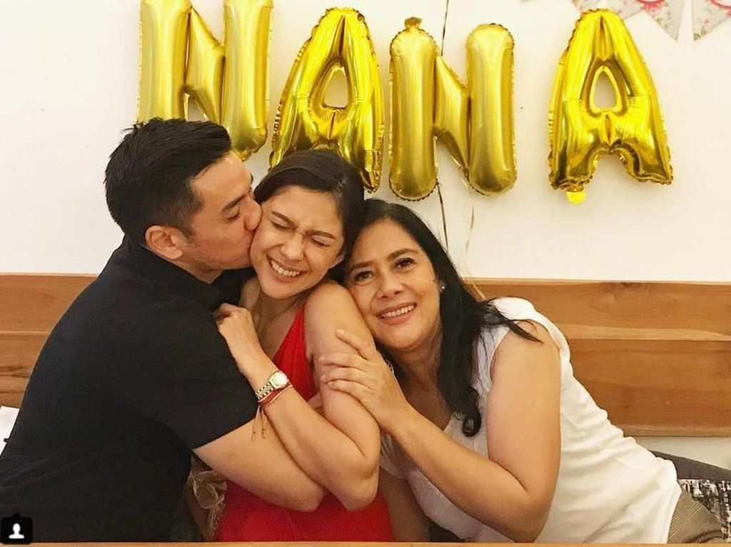 Happy birthday Nana Mirdad!
