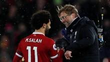 Juergen Klopp: Mohamed Salah Fantastis