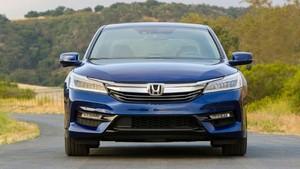 Honda Accord Hibrid Terbaru Lebih 'Murah'
