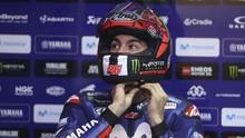 Vinales Telat Bangkit di MotoGP Qatar
