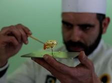 Rekor Dunia, Coklat yang Dibungkus Emas Ini Seharga 130 Juta