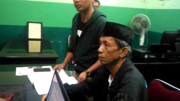 Penampakan Buron 8 Tahun Si Pembobol BPD Rp 41 Miliar