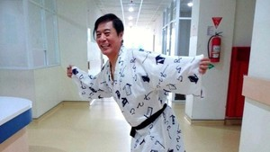 Chef Harada, Si Koki Lucu Penuh Senyum 'Made In' Jepang