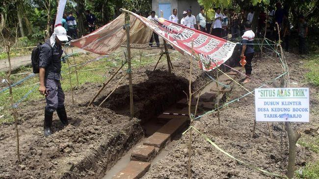 Sidoarjo Bakal Punya Situs Purbakala Baru